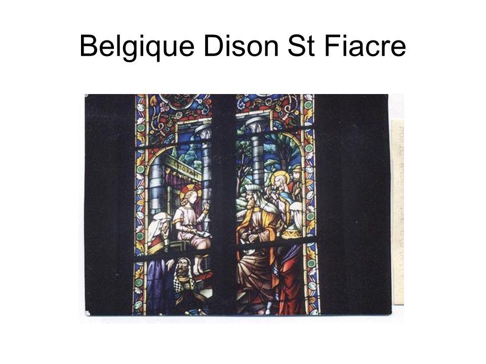Belgique Dison St Fiacre