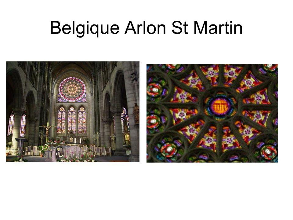Belgique Arlon St Martin