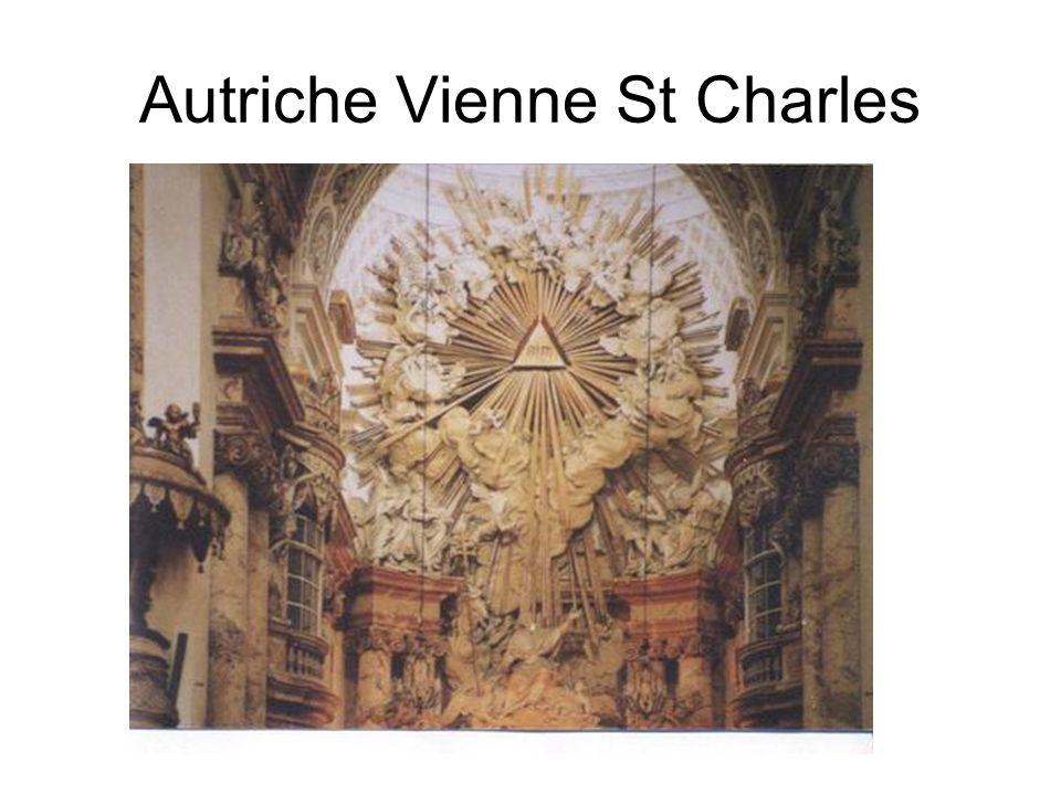 Autriche Vienne St Charles