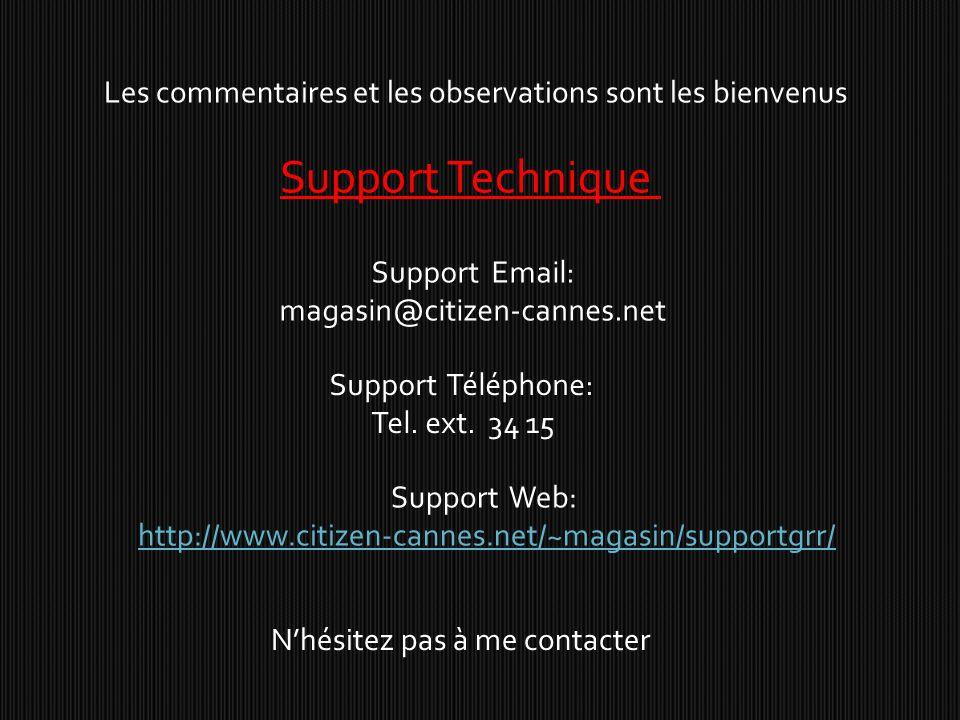 Les commentaires et les observations sont les bienvenus Support Email: magasin@citizen-cannes.net Support Téléphone: Tel.