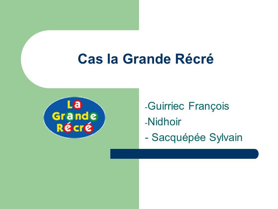 Cas la Grande Récré - Guirriec François - Nidhoir - Sacquépée Sylvain