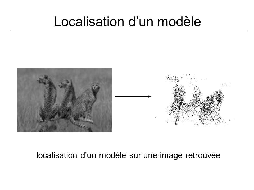Localisation dun modèle localisation dun modèle sur une image retrouvée
