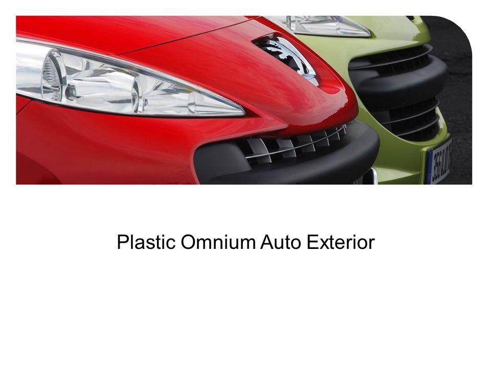 Visuel à intégrer Plastic Omnium Auto Exterior
