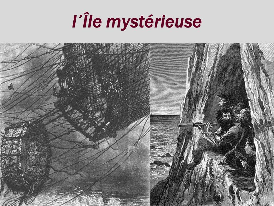 l ΄ Île mystérieuse