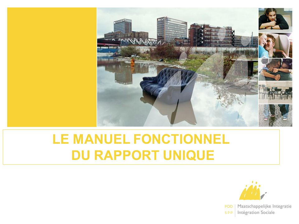 LE MANUEL FONCTIONNEL DU RAPPORT UNIQUE
