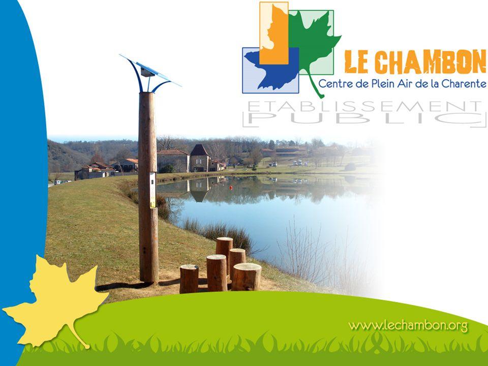 Situation géographique Le Chambon se situe en Charente à quelques kilomètres de la Dordogne et de la Haute-Vienne.