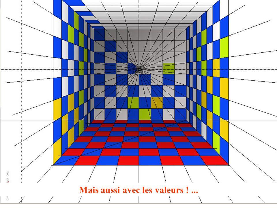 Création Drouillot B / 2011 Mais aussi avec les valeurs !...