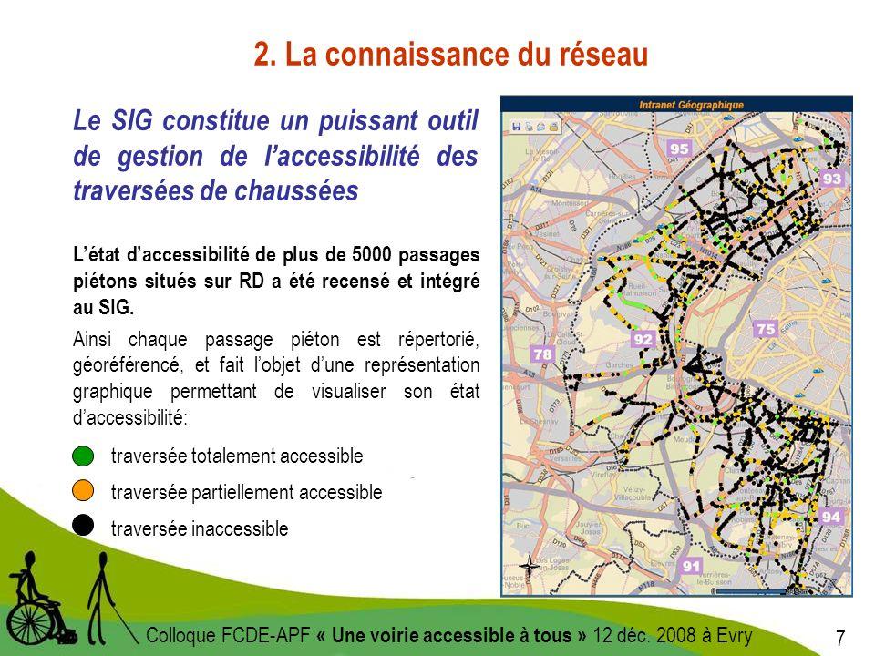 8 Colloque FCDE-APF « Une voirie accessible à tous » 12 déc.