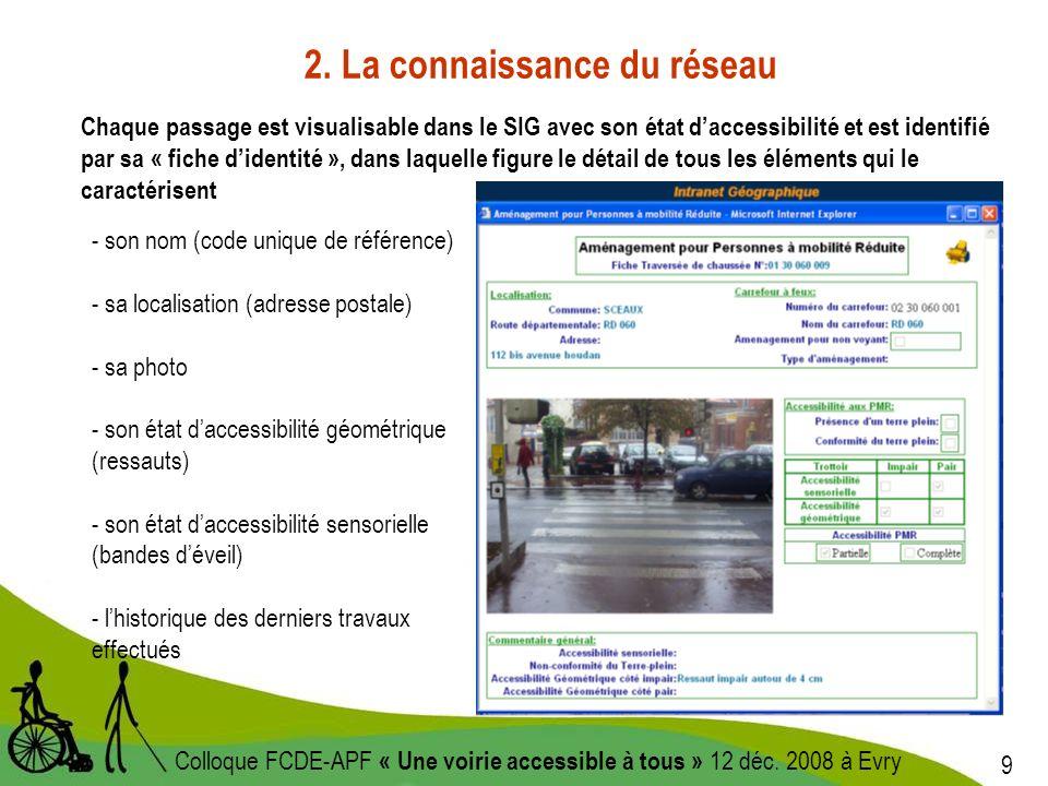 10 Colloque FCDE-APF « Une voirie accessible à tous » 12 déc.