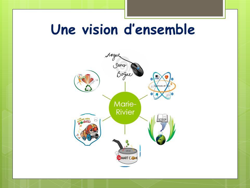 Une vision densemble Marie- Rivier