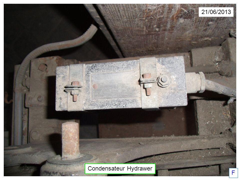 21/06/2013 Condensateur Hydrawer F