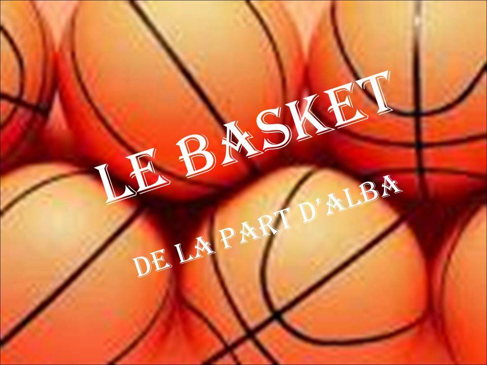Le basket DE LA PART DALBA