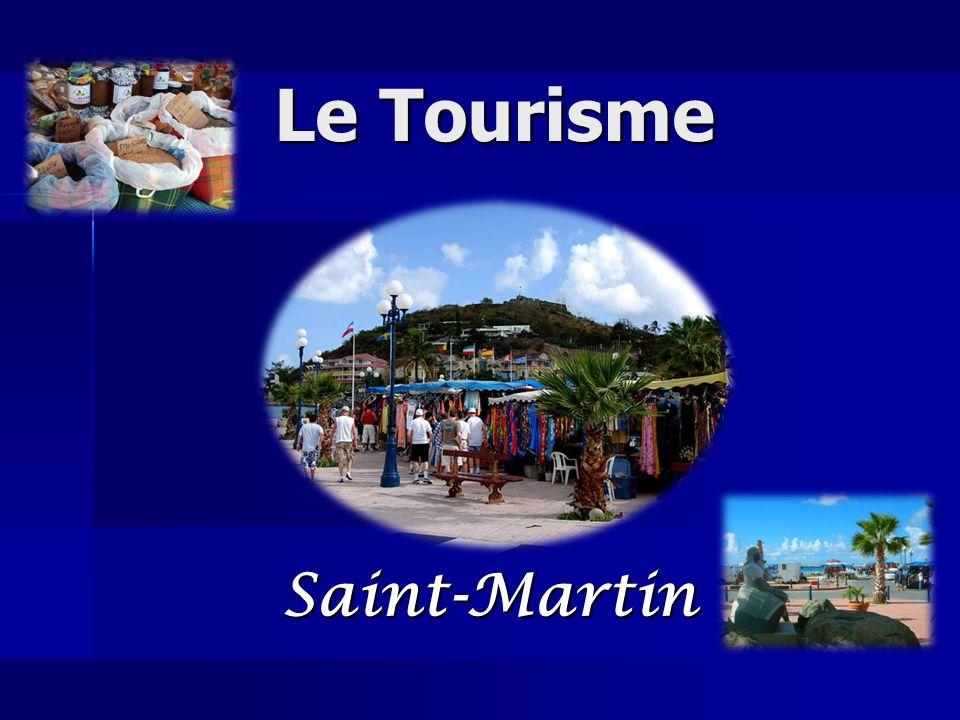 Le Tourisme Saint-Martin