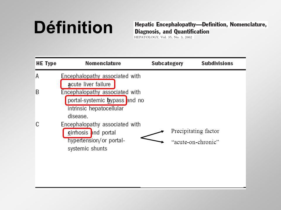 Flumazénil Antagoniste spécifique des benzodiazépines Améliore significativement lEH chez le patient cirrhotique Goulenok C: Flumazenil vs placebo in hepatic encephalopathy in patients with cirrhosis; a meta-analysis.