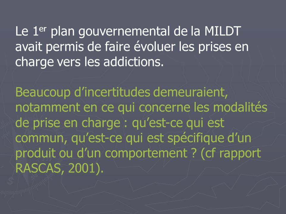 Priorité 2 : Mieux prendre en charge les addictions dans les centres médico-sociaux Objectif 4 : poursuivre la politique de réduction des risques Mesure 8 : améliorer les pratiques en matière de réduction des risques.