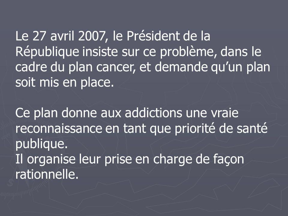 Priorité 3 : Articuler davantage loffre de soins en ville avec les secteurs sanitaire et médico- social Mesure 10 : Améliorer les pratiques et les échanges par la mise en place de la « Commission addictions ».