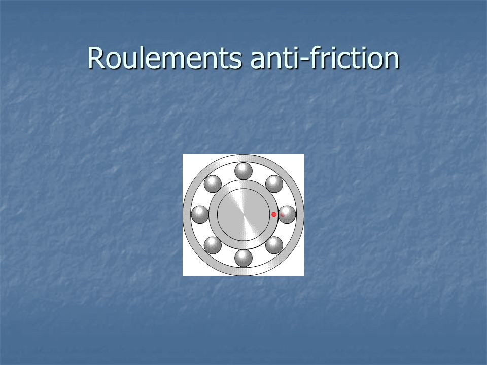 Roulements à aiguilles Forte capacité de charge radiale Forte capacité de charge radiale Conviennent pour les montages où lespace radial est limité Conviennent pour les montages où lespace radial est limité