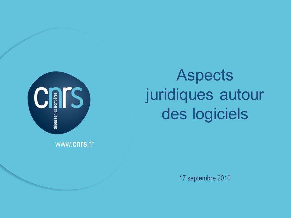 P.11 Sébastien Drillon l Chargé daffaires CNRS 2.1.3 I Moment de la naissance du droit L.