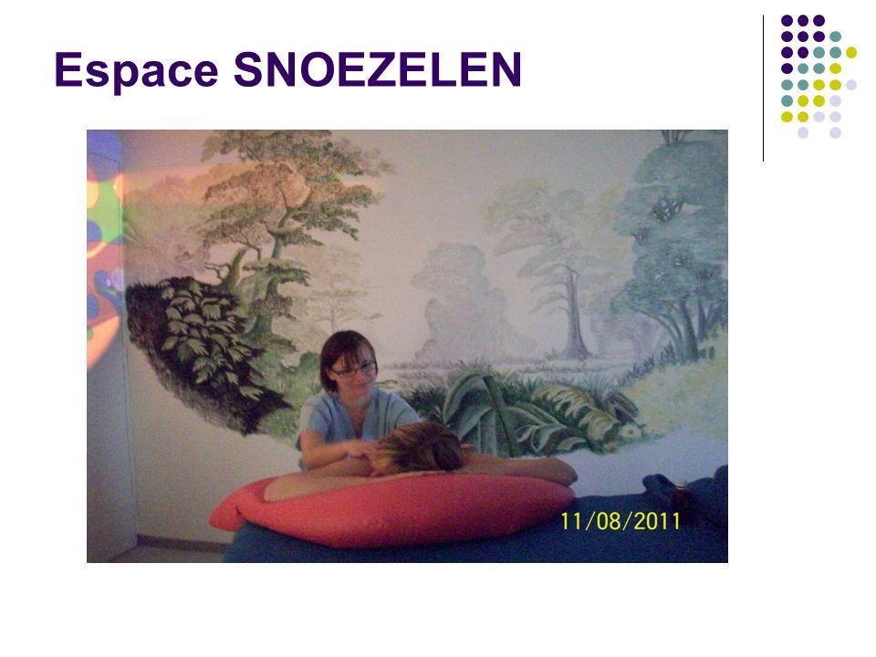 Espace SNOEZELEN