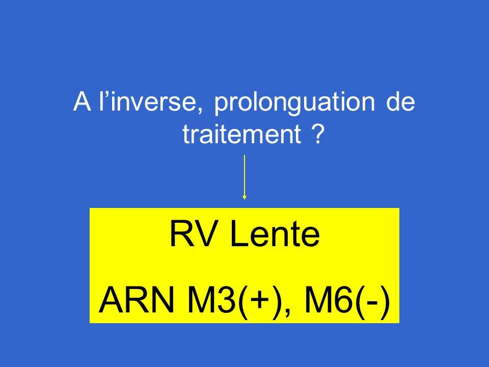 RV Lente ARN M3(+), M6(-)