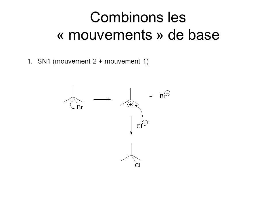 Combinons les « mouvements » de base 1.SN1 (mouvement 2 + mouvement 1)
