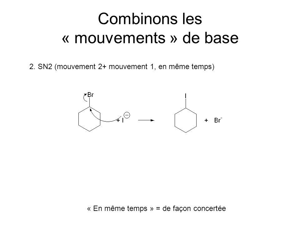 Combinons les « mouvements » de base 2.
