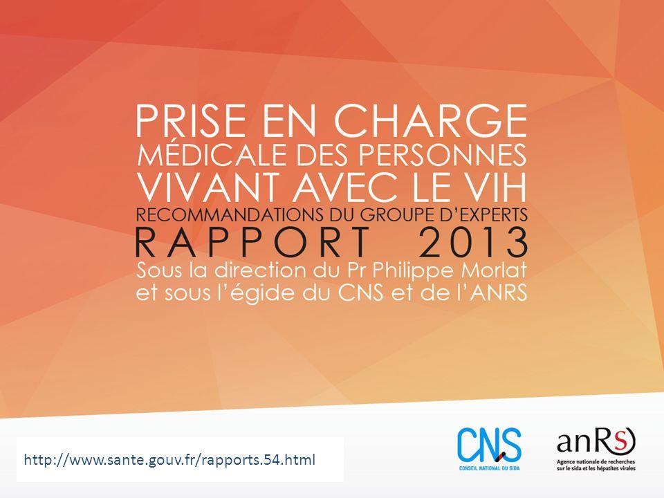 Réunion de présentation - 26/09/2013 Cancers- Isabelle Poizot-Martin http://www.sante.gouv.fr/rapports.54.html