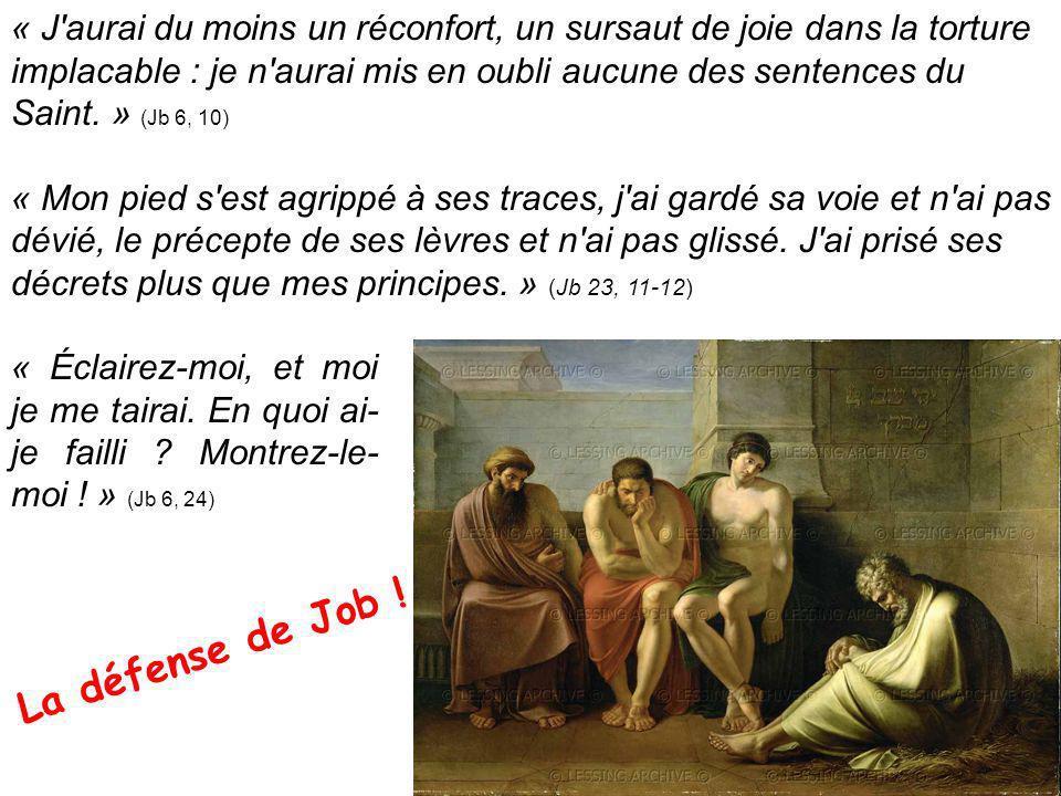 « J aurai du moins un réconfort, un sursaut de joie dans la torture implacable : je n aurai mis en oubli aucune des sentences du Saint.