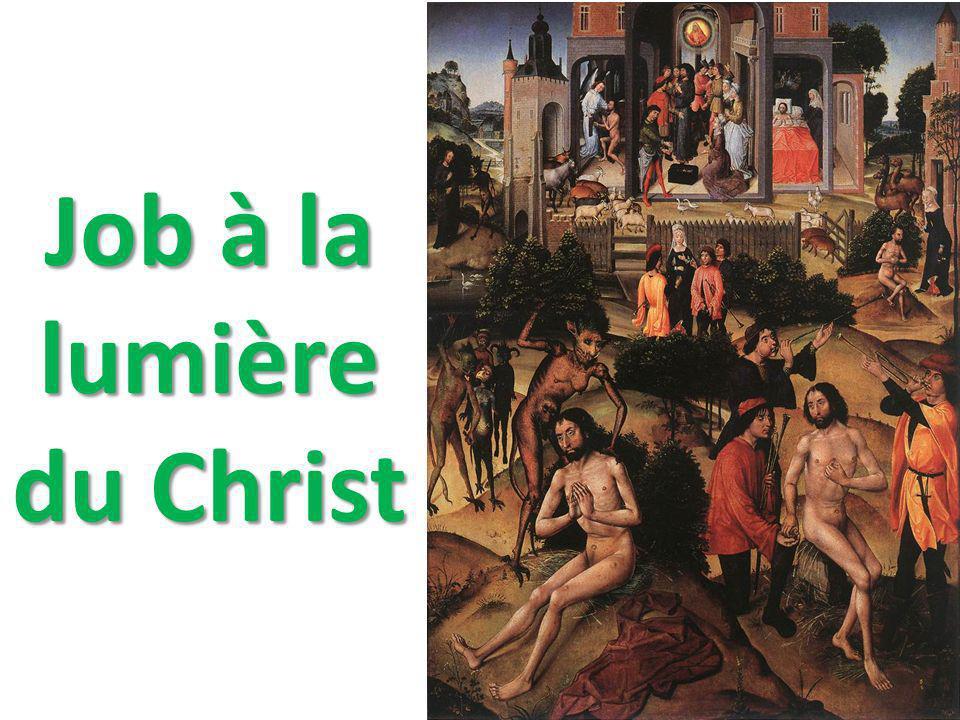 Job à la lumière du Christ