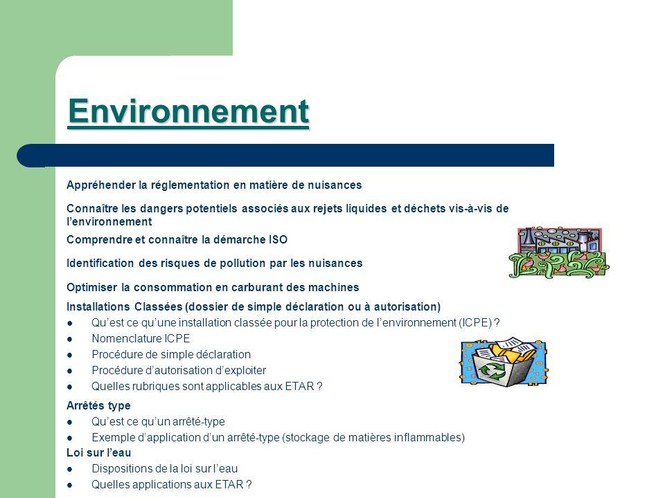 Environnement Installations Classées (dossier de simple déclaration ou à autorisation) Quest ce quune installation classée pour la protection de lenvironnement (ICPE) .