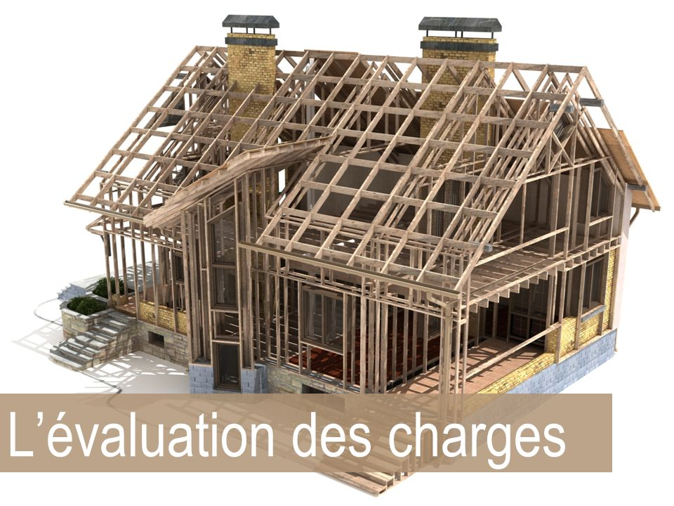 Michel Winter – 2008 / 2009 Lévaluation des charges
