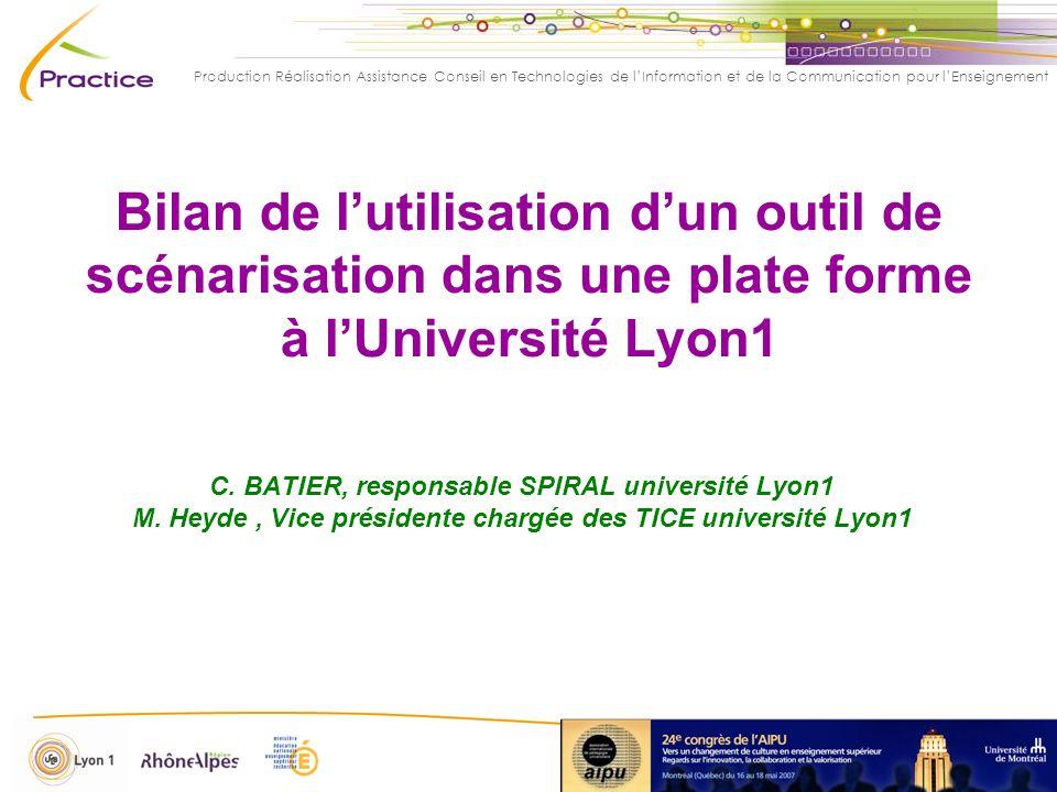 Nom de lintervenant : M. HEYDE 06/10/06 Deuxième version Séance Juil-2006