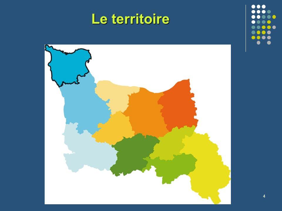 4 Le territoire