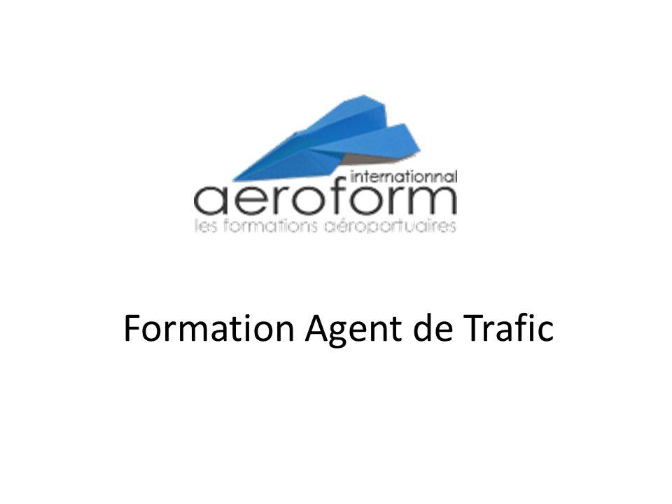 Formation Agent de Trafic