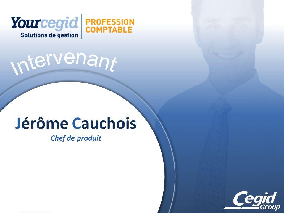 Jérôme Cauchois Chef de produit