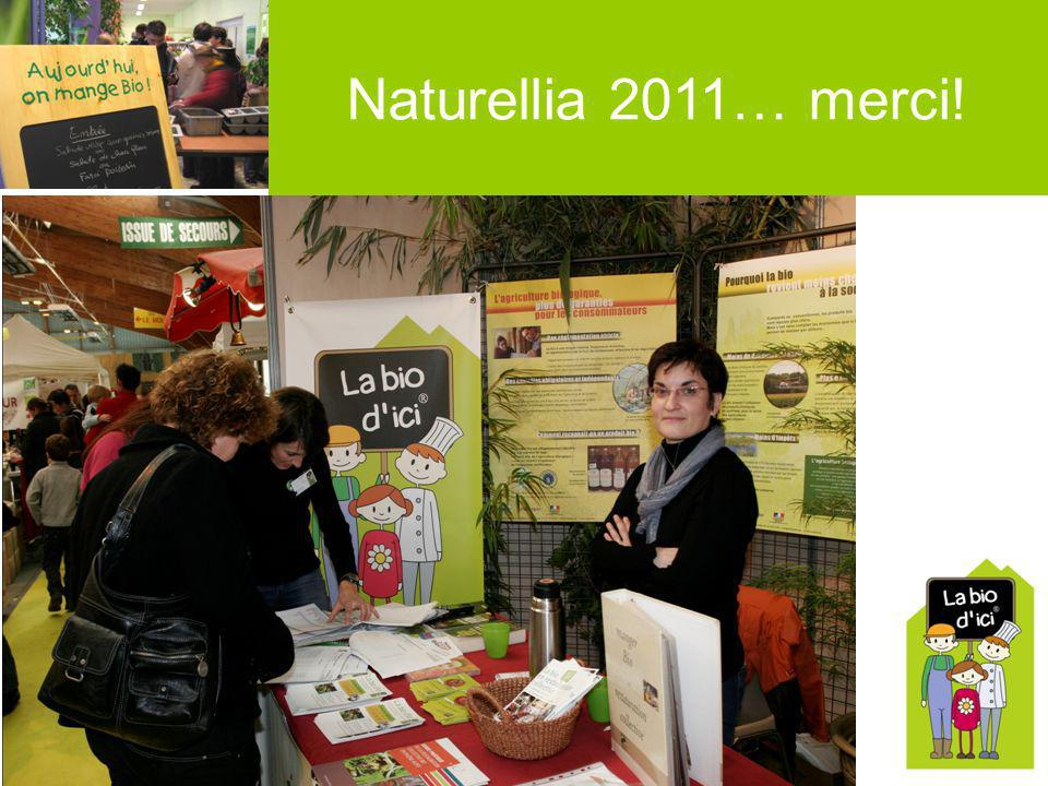 Naturellia 2011… merci!