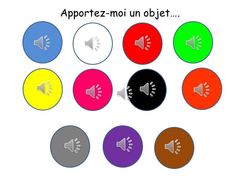 Des introductions en groupe. Bonjour Ça va? Je mappelle… Ma couleur préférée cest le….