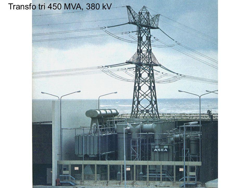Transformateur de poteau 20 kV / 380 V