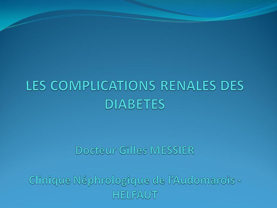 CLASSIFICATION ANATOMO-CLINIQUE: LES AUTRES ATTEINTES RENALES ASSOCIEES AUX DIABETES LES LESIONS TUBULO-INTERSTITIELLES: LESION DARMANI-EPSTEIN (« NEPHROSE GLYCOGENI- QUE »): ASPECT CLAIR DES CELLULES EPITHELIALES TUBULAIRES A LA JONCTION CORTICO-MEDULLAIRE PAR SURCHARGE EN GLYCOGENE.