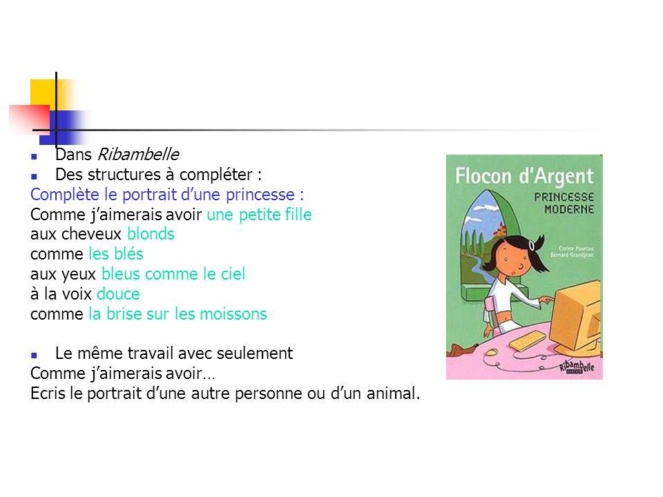 p.16 Dans une bulle, écris ce que Flocon dArgent pourrait dire à son chien.