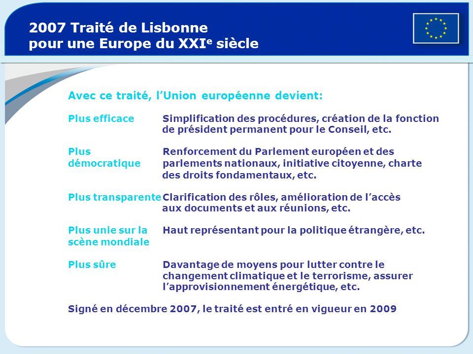 1992 TRAITE DE MAASTRICHT UE LE traité de Maastricht VIDEOVIDEO 1er novembre 1993: l'Union européenne Traité de Maastricht - Naissance de lUnion Europ