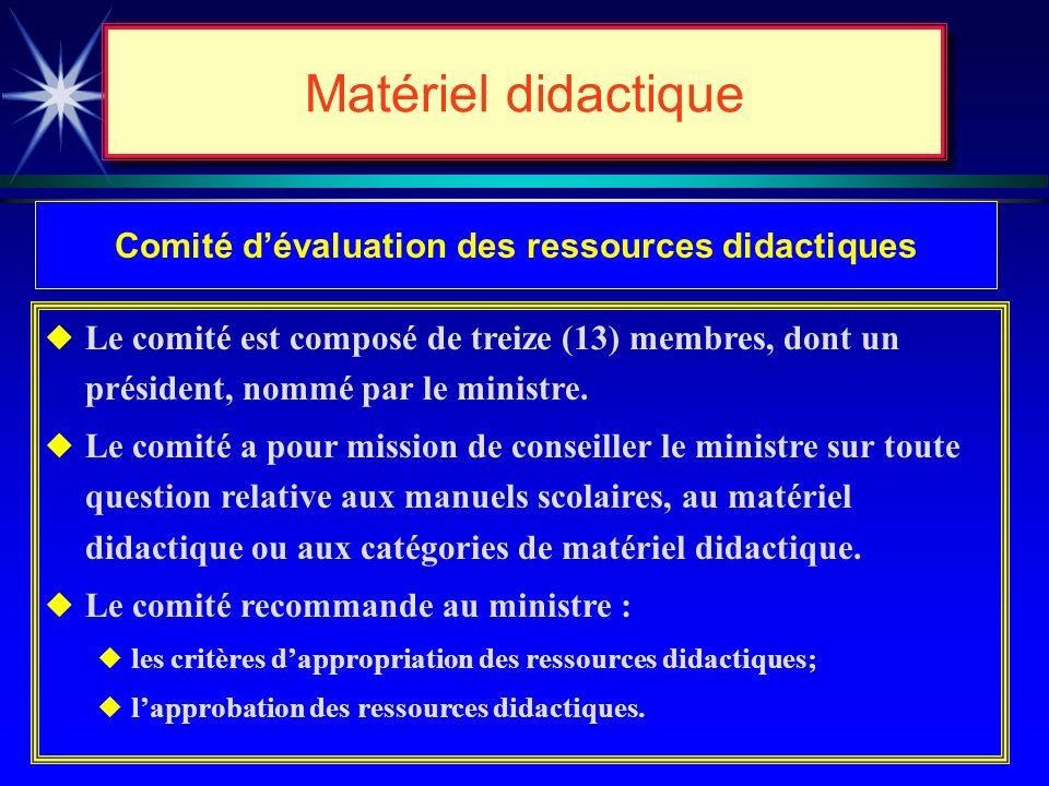 Modifications à la Loi sur lInstruction publique äÉlément dencadrement Lélève dispose personnellement du manuel choisi, en application de larticle 96.