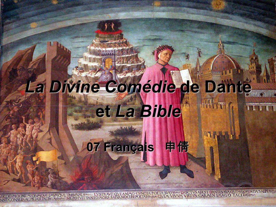 1 La Divine Comédie de Dante et La Bible 07 Français 07 Français