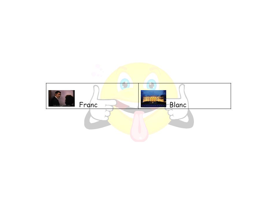 Franc Blanc