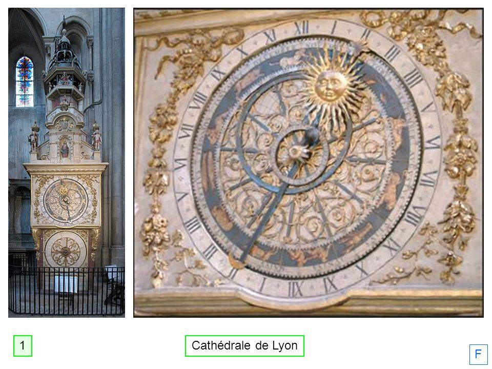 Cathédrale de Lyon F 1