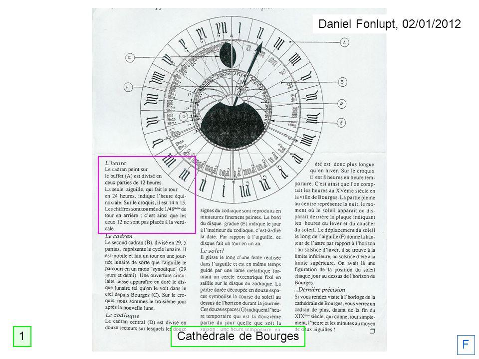 Cathédrale de Bourges Daniel Fonlupt, 02/01/2012 F 1