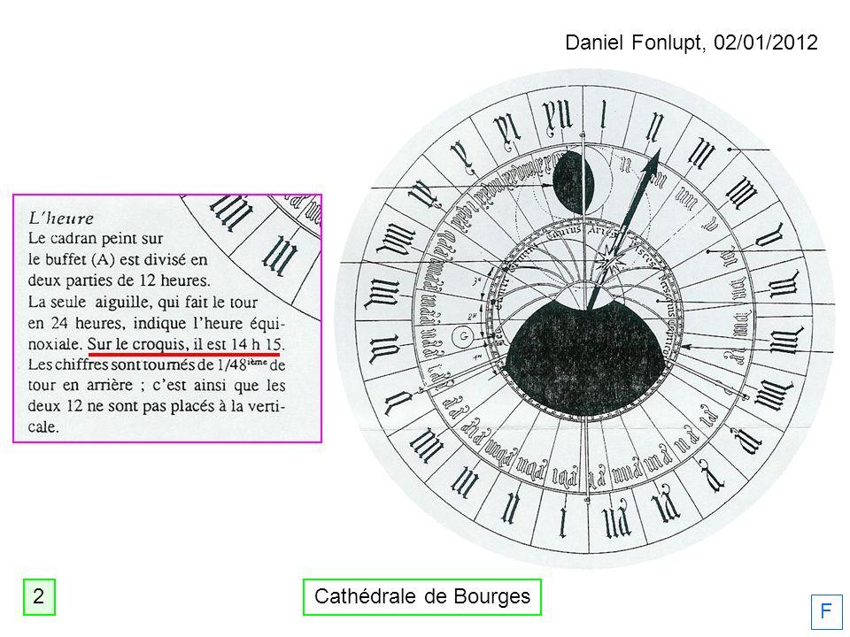 Cathédrale de Bourges Daniel Fonlupt, 02/01/2012 F 2