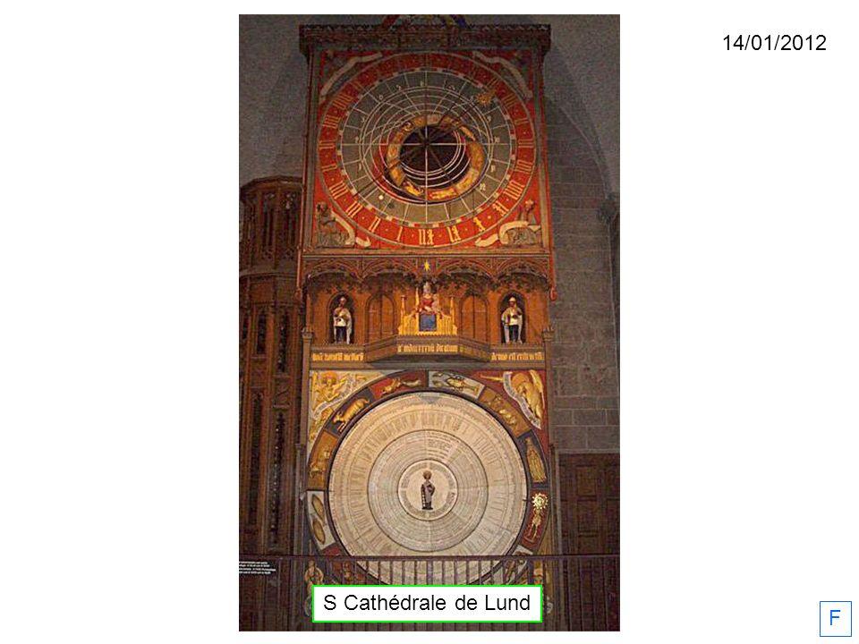 F S Cathédrale de Lund 14/01/2012
