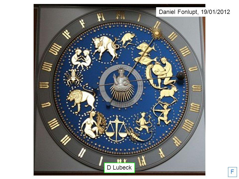 F D Lubeck Daniel Fonlupt, 19/01/2012