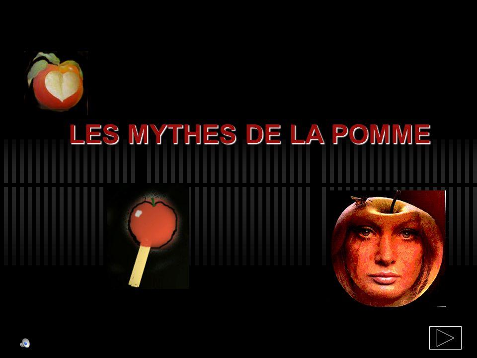LES MYTHES DE LA POMME